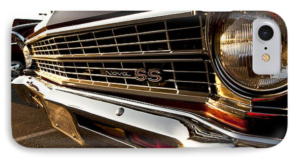 Chevy Nova Ss Phone Case by Cale Best