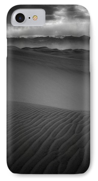 Chewing Sand IPhone Case