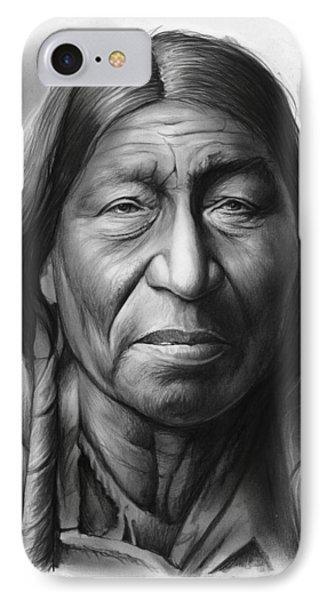 Cheyenne IPhone Case by Greg Joens
