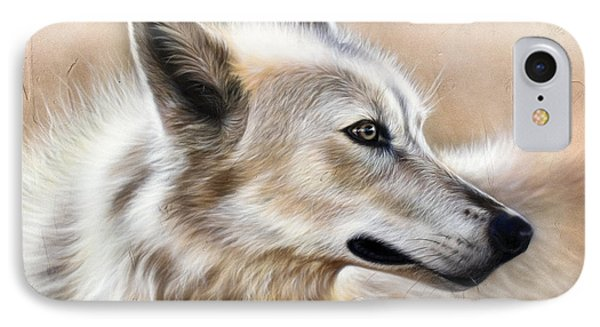 Cheyenne IPhone Case by Sandi Baker
