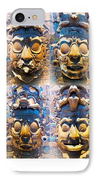 Chiapas Elders IPhone Case