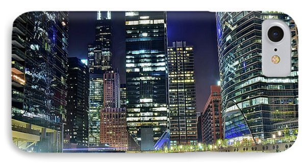 Chicago Towers 2017  IPhone 7 Case