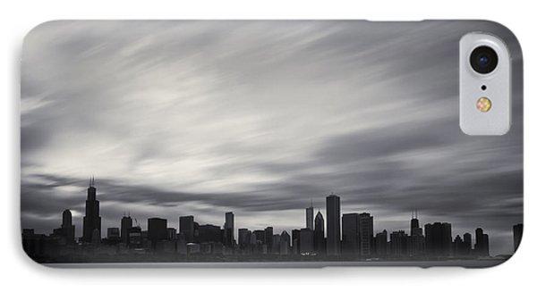 Chicago IPhone Case by Adam Romanowicz