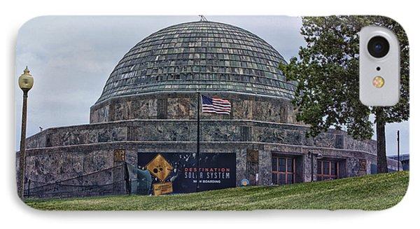 Chicago Adler Planetarium Westsides IPhone Case