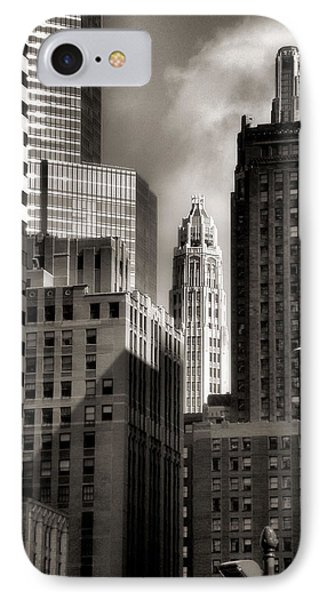 Chicago Architecture - 13 IPhone Case by Ely Arsha