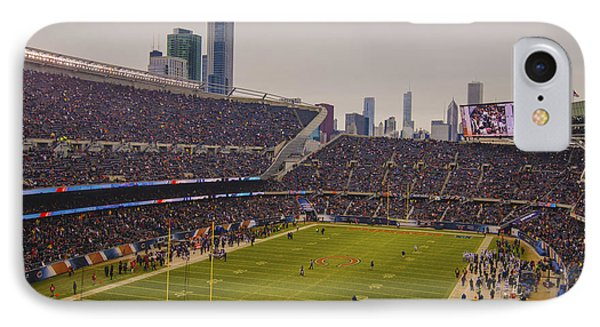 Chicago Bears Soldier Field 7759 IPhone Case