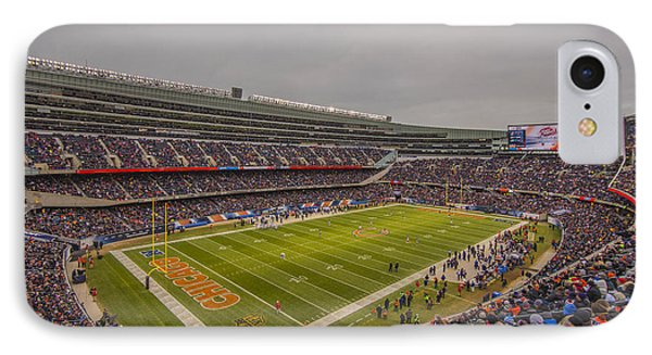 Chicago Bears Soldier Field 7785 IPhone Case