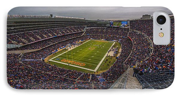 Chicago Bears Soldier Field 7790 IPhone Case