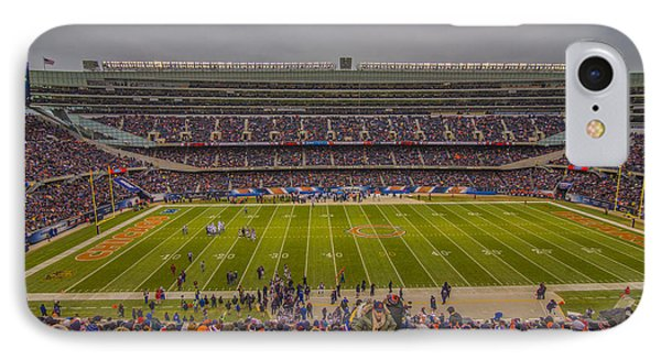 Chicago Bears Soldier Field 7818 IPhone Case