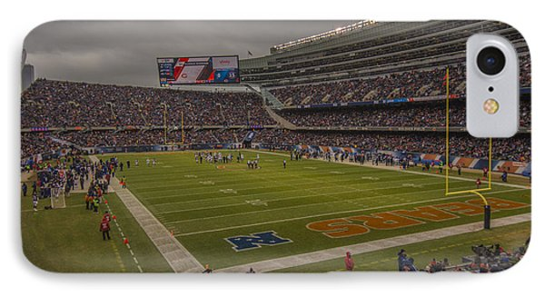 Chicago Bears Soldier Field 7848 IPhone Case