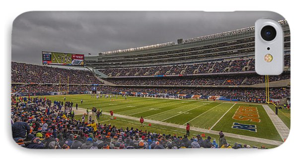 Chicago Bears Soldier Field 7858 IPhone Case