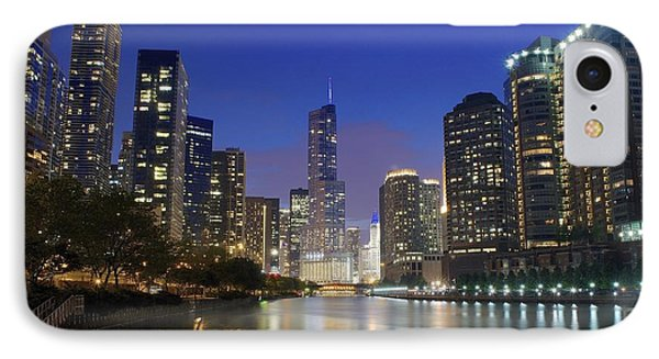 Chicago Blue Hour IPhone Case