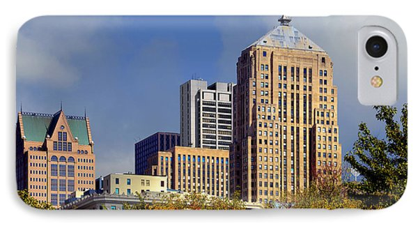 Chicago Board Of Trade Building - Cbot Phone Case by Christine Till