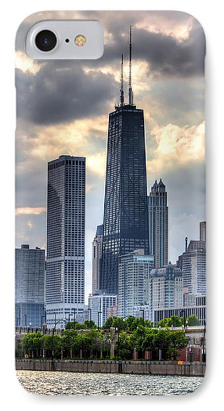 Chicago From The Pier IPhone 7 Case