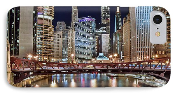 Chicago Full City View IPhone Case