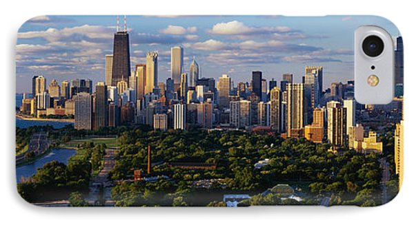 Chicago Il IPhone Case by Panoramic Images