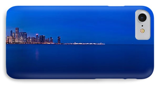 Chicago Lakefront Ultra Wide Hd Phone Case by Steve Gadomski