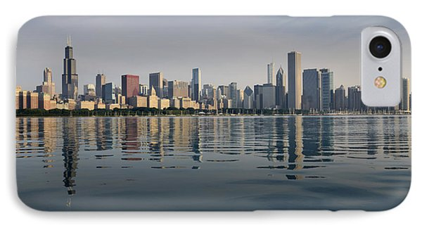 Chicago Morning July 2015 IPhone Case