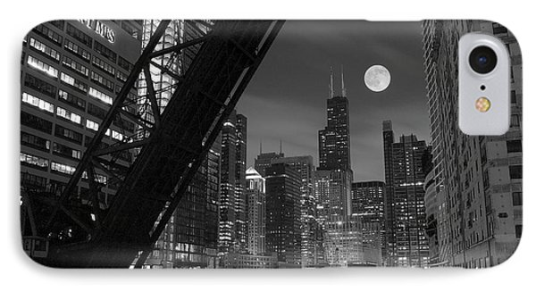 Chicago Pride Of Illinois IPhone 7 Case by Frozen in Time Fine Art Photography