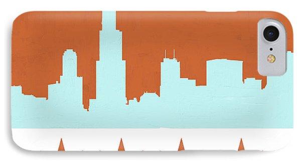 Chicago Skyline 540 3 IPhone Case