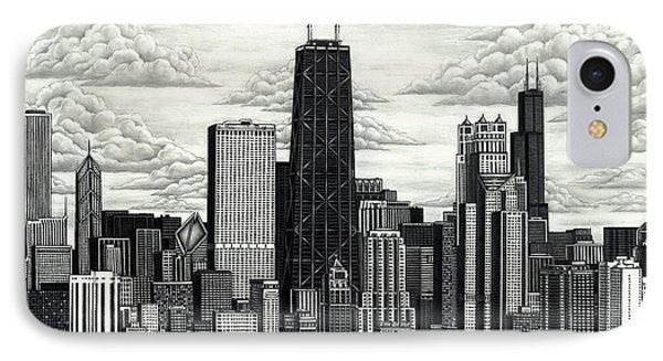 I Love Chicago Volume 1 IPhone Case