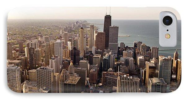 Chicago Phone Case by Steve Gadomski