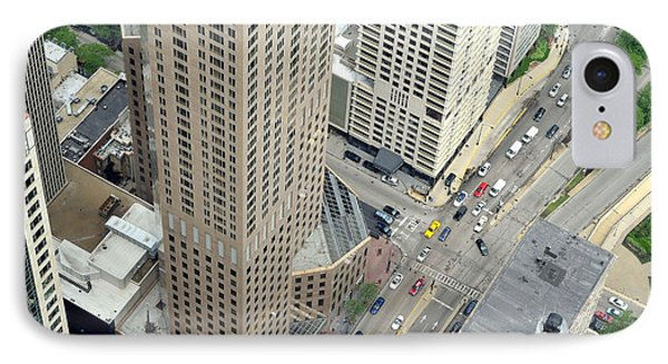 Chicago Streets IPhone Case