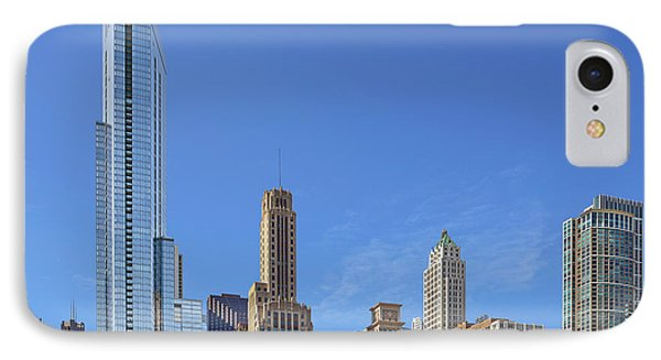 Chicago The Beautiful Phone Case by Christine Till