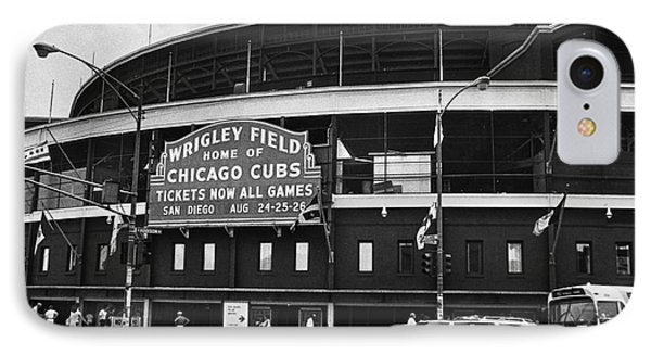 Chicago: Wrigley Field IPhone Case
