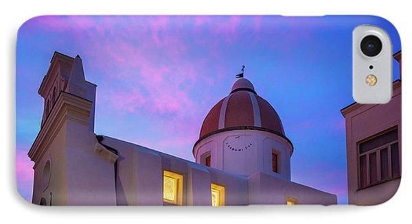 Chiesa San Gaetano IPhone Case by Inge Johnsson