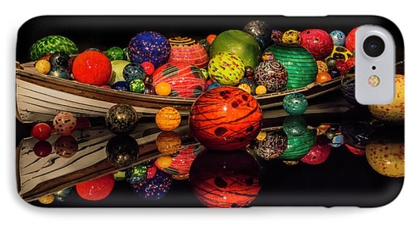 Chihuly Reflection IPhone Case