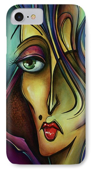 Chil Phone Case by Michael Lang