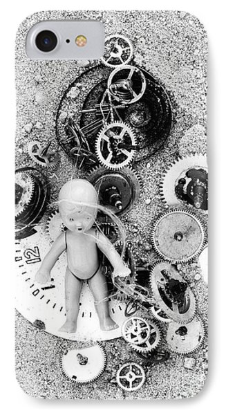 Child In Time Phone Case by Michal Boubin