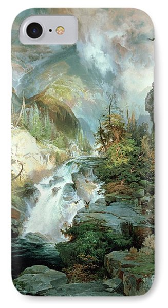 Children Of The Mountain IPhone Case