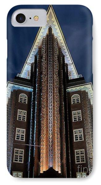 Chilehaus, Hamburg IPhone Case