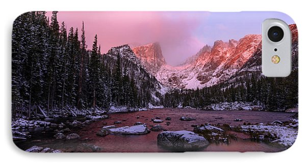 Rocky Mountain iPhone 7 Case - Chill by Chad Dutson