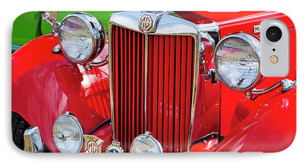 IPhone Case featuring the photograph Chillipepper 1952 Mg by Chris Dutton