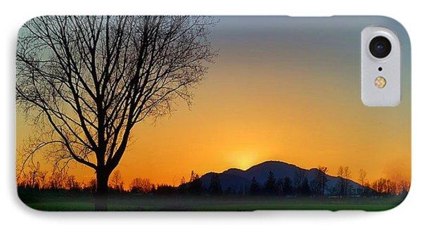 Chilliwack, British Columbia IPhone Case by Heather Vopni