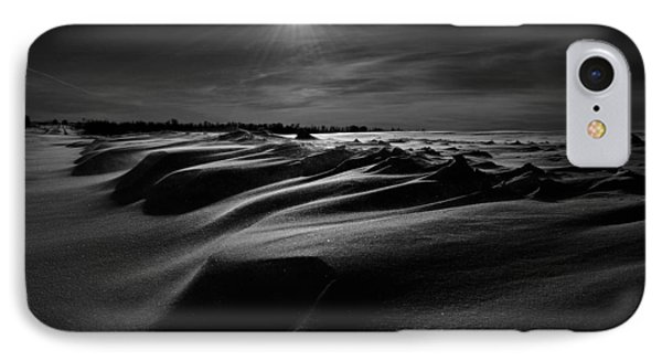 Chills Of Comfort IPhone Case by Jerry Cordeiro