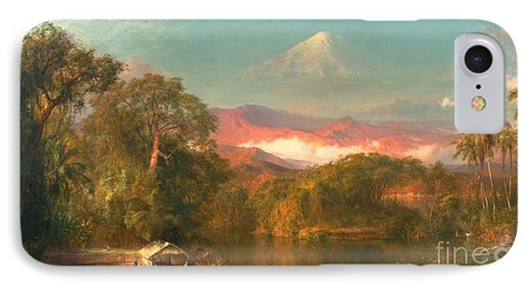 Chimborazo IPhone Case
