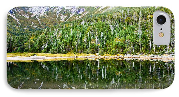 Chimney Pond Reflections 2 Phone Case by Glenn Gordon