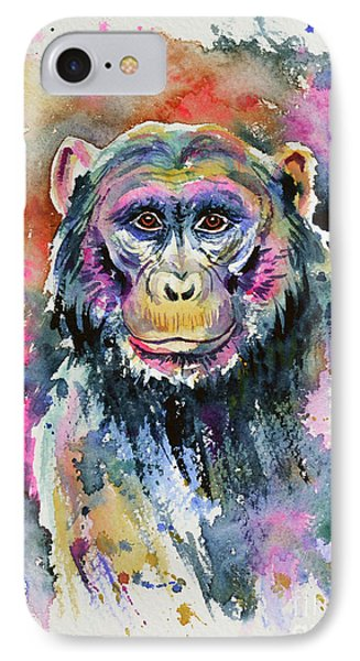 Chimpanzee IPhone Case
