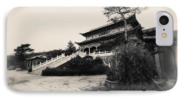 China #0640 IPhone Case by Andrey Godyaykin