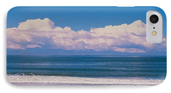China Beach Vancouver Island British IPhone Case