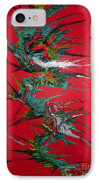IPhone Case featuring the digital art China By Nico Bielow by Nico Bielow