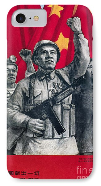 China: Communist Poster Phone Case by Granger