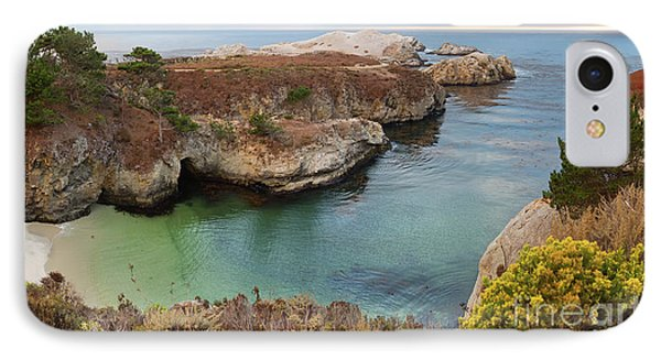 China Cove IPhone Case by Yair Karelic