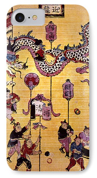 China: New Year Card Phone Case by Granger