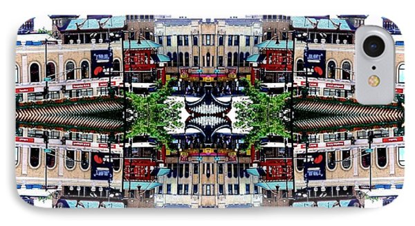 Chinatown Chicago 2 IPhone Case