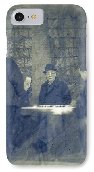Chinese Chess Players Phone Case by Loriental Photography